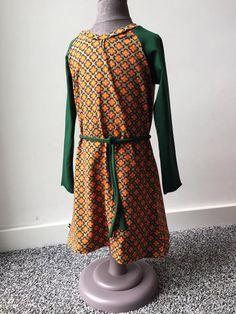 Tricot retro jurkje, bestellen bij atelier Lotte
