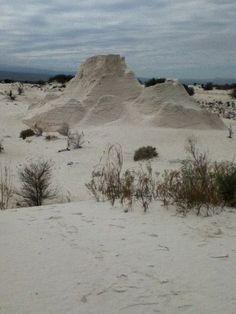EstiloDF » Las Dunas que parecen nieve en Coahuila