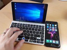 クラウドファンディングサイト Indiegogoで出資募集が行われていた7インチの小型PC、GPD Pocketが届きました。 GPD Pocketは、日本国内でも昨年発売され人気を博している、ゲーム向けデバイス GPD WINを、さらにPCライクに使用できるよう変更した端末です。プロセッサにはAtom x7-Z...