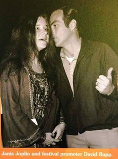 Janis and David Rupp