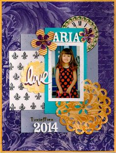 Chattering Robin's: Timeflies Layout