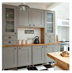 Kitchen Dresser Photo credits: Housetohome
