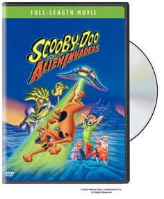 Scooby-Doo and the Alien Invaders 0000