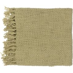 The Mabel Throw can add a great layer of both comfort and decor to any home. The throw is usable in any weather and keeps you warm and cozy. It is availab...