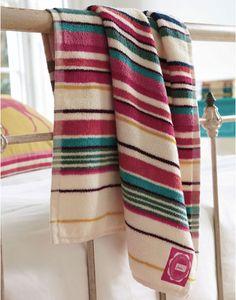 TOWELSTRIPE Multi-Colour Stripe Towel