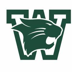 The Westminster Wildcats logo, Atlanta, Georgia, USA