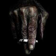 another great find from LJ. i'm no smoker, but I love hands. the texture of this person's is almost scary, because someday i know mine will look the same
