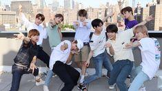 K-Pop stars nct 127 share an exclusive new york city photo diary - vogue Jaehyun Nct, Taeyong, Nct 127, New York City Photos, Johnny Seo, K Pop Star, Jung Woo, Na Jaemin, New York Travel