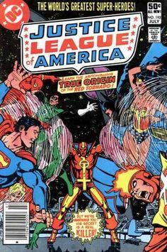 Justice League of America 192 - George Perez