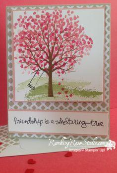 Friend's Sympathy... | Rambling Rose Studio | Billie Moan