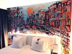 Chiel van Zelst @WestCord Art Hotel Amsterdam