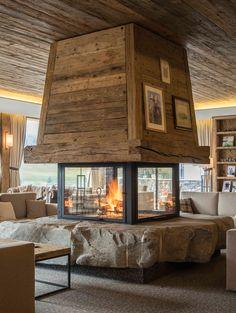 Hiver 2015 : 8 nouveaux hotels en stations de ski - hotels de rougemont gstaad