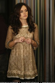 One of the most talked about outfits from Gossip Girl, Marc Jacobs Dita Dress. I have this one!! :)