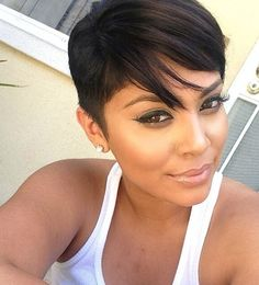 Awe Inspiring Follow Me African American Hair And Short Hairstyles On Pinterest Hairstyle Inspiration Daily Dogsangcom