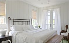 board and batten floor to ceiling walls - Google Search