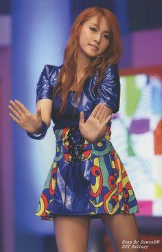 블루누리 맛동산 :: [Scan] KARA Step it up PhotoBook