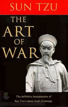 The Art of War by Sun Tzu is a Chinese military treatise written during the 6th century BC by Sun Tzu. Composed of 13 chapters, each of which is devoted to one aspect of warfare, it has long been praised as the definitive work on military strategies and tactics of its time. Translated by Lionel Giles.
