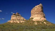 Courthouse Rock, Nebraska Living In Colorado, Oregon Trail, Pinterest Photos, Road Trip Usa, South Dakota, New Mexico, Nebraska, Monument Valley, Places To Visit