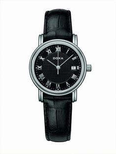 Doxa New Royal / 221.15.102.01 Watches, Leather, Accessories, Wristwatches, Clocks, Jewelry Accessories