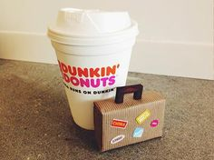 DDid You Know: Dunkin' Donuts is in over 33 countries?