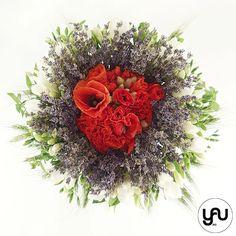 Buchet mireasa frezii grau lavanda si maci _ BM214 – YaU concept Maci, Wedding Bouquets, Christmas Wreaths, Holiday Decor, Artist, Design, Wedding Brooch Bouquets, Bridal Bouquets, Artists