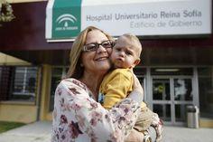El 24 de junio, Juan José, un niño de Almería de nueve meses, recibió un lóbulo del hígado de su abuela, Francisca Fuentes. Era la única opción que le
