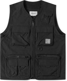 Carhartt Wip Elmwood Vest Carhartt Jacket, Carhartt Wip, Workwear Brands, Utility Vest, Work Wear, Ideias Fashion, Street Wear, Mens Fashion, Gothic Fashion