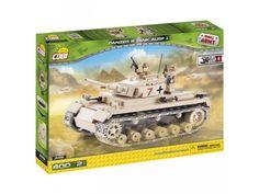Stavebnica tanku PzKpfw III Ausf. J