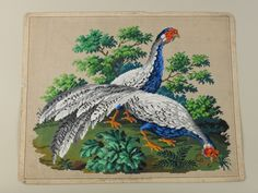 Tapestry pattern collection 286129.24   National Trust Collections