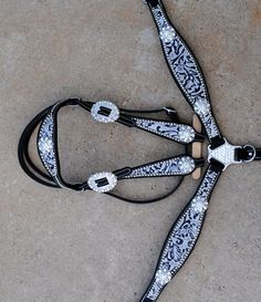 Beauty Blinged Out Tack Set
