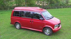 LPG Chevrolet Astro GMC Safari Dayvan Auto Camper American Chevy CONSIDER OFFERS | eBay
