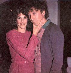 Gilda Radner and Gene Wilder, 1982.
