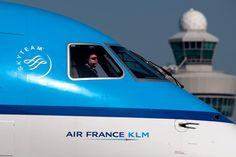 Photo uploaded on our #KLM Facebook Wall by: Ad Lobbrecht