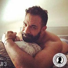 3. Daniel Mago #concursobarbudo #nosinmibarba