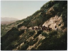 Old trail to Mt. Wilson, Pasadena, c. San Gabriel Mountains, San Gabriel Valley, Vintage California, Southern California, Emotional Pictures, Close To Home, Documentary Photography, Natural Wonders, West Coast