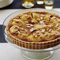Pear and Almond Cream Tart Recipe - Elisabeth Prueitt | Food & Wine