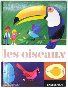 Album LES OISEAUX (1980) Alain Grée ... www.muluBrok.fr