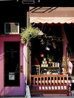 St. Mark's Tea Shop NYC