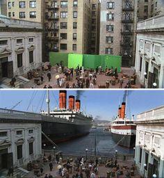 Boardwalk Empire - A magia do cinema: 40 imagens de filmes e séries antes e depois dos efeitos especiais - Slideshow - AdoroCinema