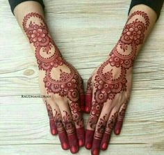 Latest Arabic Mehndi Designs, Henna Tattoo Designs Simple, Mehndi Designs Feet, Full Hand Mehndi Designs, Mehndi Designs 2018, Mehndi Designs Book, Mehndi Design Pictures, Modern Mehndi Designs, Mehndi Designs For Beginners