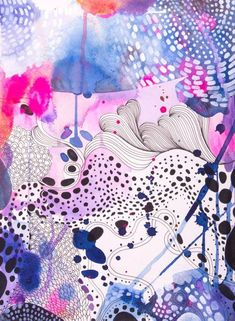 Contemporary Abstract - Helen Wells