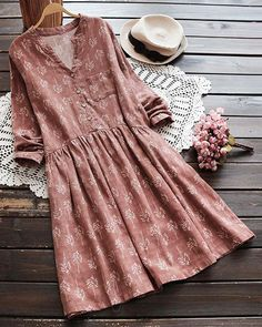 Dare to dream, ladies! Because you dream of finding the perfect casual sweet dress just got fulfilled! Can Not Miss it at Cupshe.com