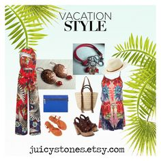 Vacation Style...with Juicy Stones by juicystones on Polyvore featuring moda, Clover Canyon, Zara, Jigsaw, Victoria Beckham, MANGO, Charlotte Russe and Gipsy