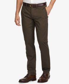Polo Ralph Lauren Men's Stretch Straight Fit Bedford Chino Pants - Old Money 42x30