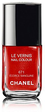 Pin for Later: Match Your Autumn Nails to the Season's Hottest Hues Chanel LE VERNIS Nail Colour Chanel LE VERNIS Nail Colour (£18)
