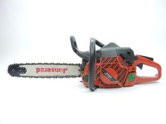 Cutting Large Chunks of Wood? Jonsered Turbo Chainsaw