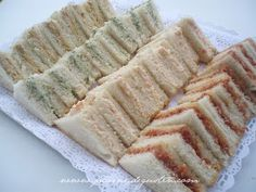 """PASEN Y DEGUSTEN: """"ESPECIAL"""", RELLENOS PARA SANDWICH. sandwiches sandwiches sandwiches sandwiches sandwiches sandwiches sandwiches sandwiches sandwiches sandwiches sandwiches sandwiches aesthetic and wraps bar de jamon de pollo faciles for a crow Tapas, Cold Sandwiches, Breakfast Sandwiches, Dinner Sandwiches, Brunch, Snacks, Catering, Appetizers, Canapes Recipes"""