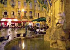 I Heart My City: Anne's Aix-en-Provence
