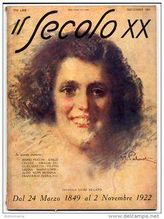 1924 Italian Magazine