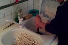 Come stappare il lavandino della cucina - Fai da Te Mania